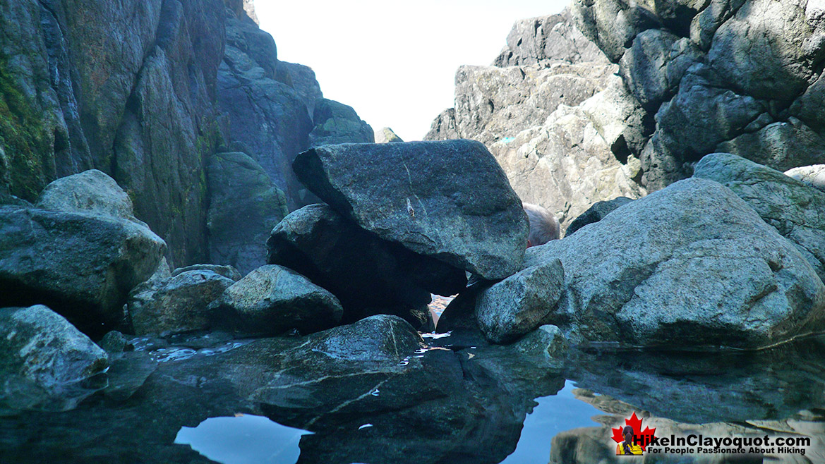 Hot Springs Cove Hike in Clayoquot