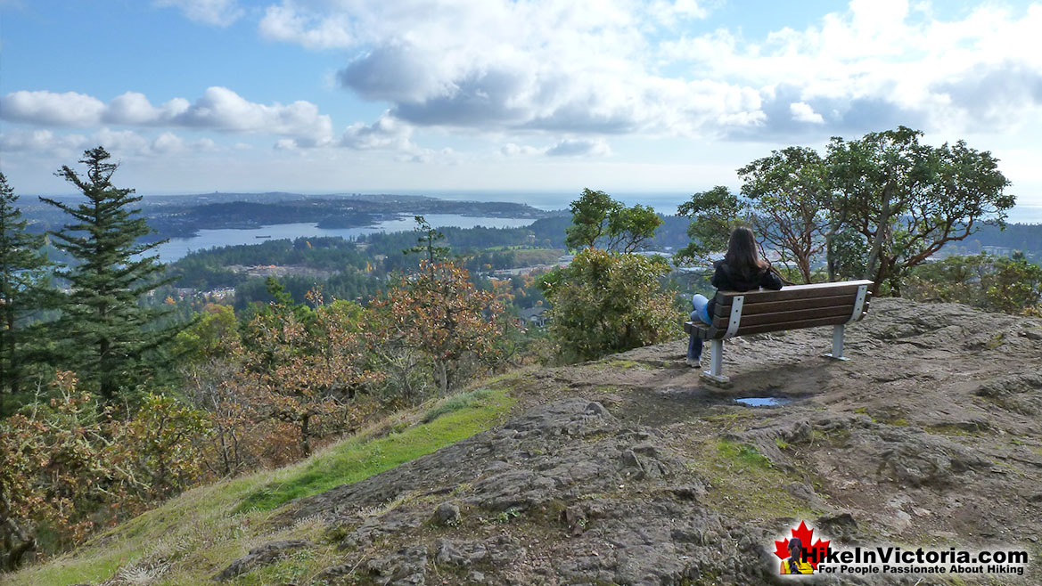 Mill Hill Hike in Victoria